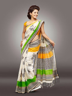 Isha Talwar in BeautifuL Surti Sarees Modeling Pics