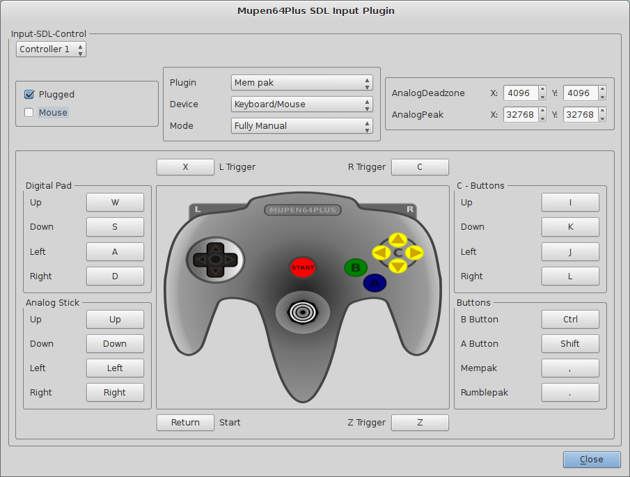Project N64 1 6 Xbox Controller Jsf File