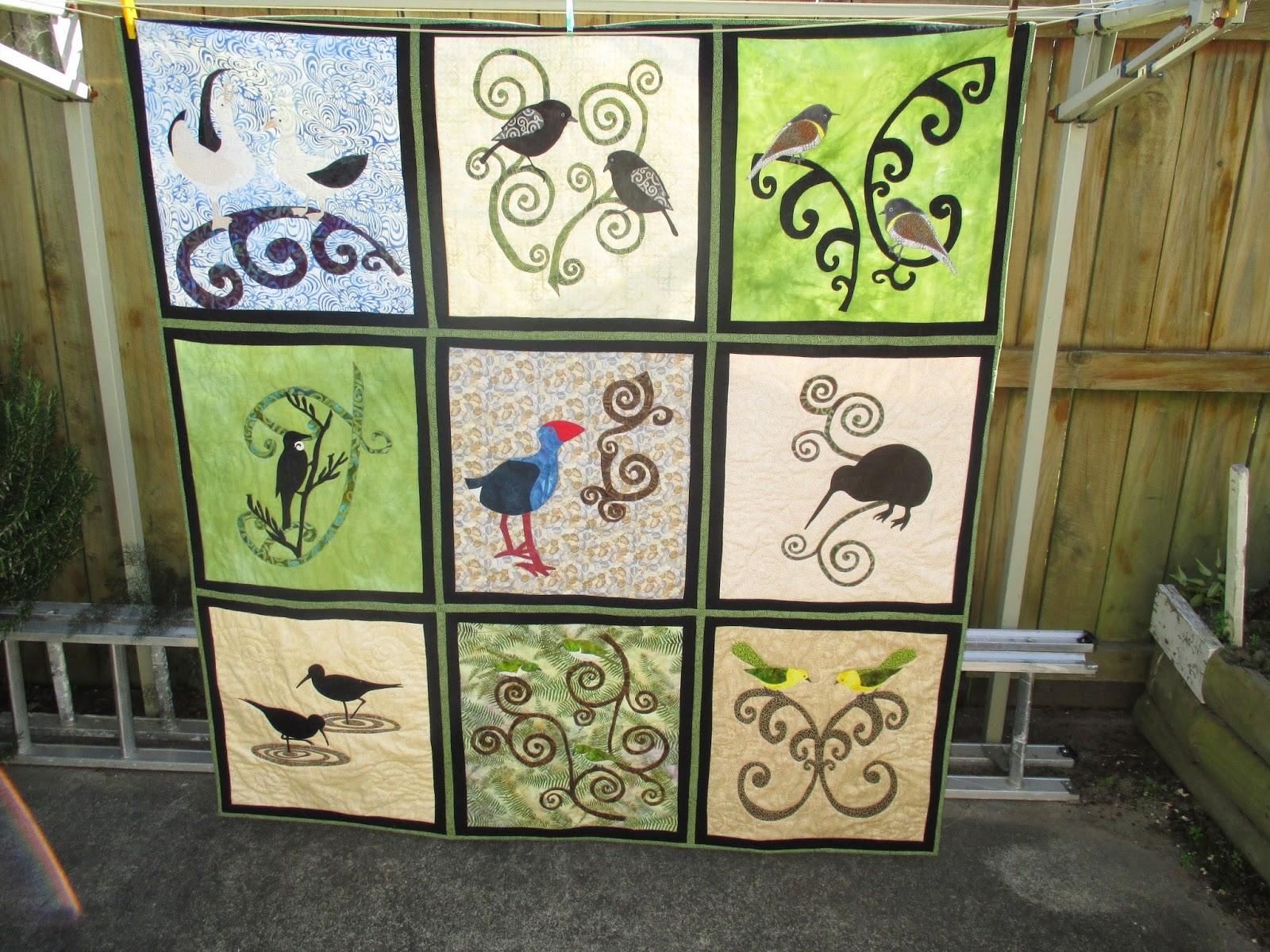 Charlotte Scott Textile Artist Lilys Quilt