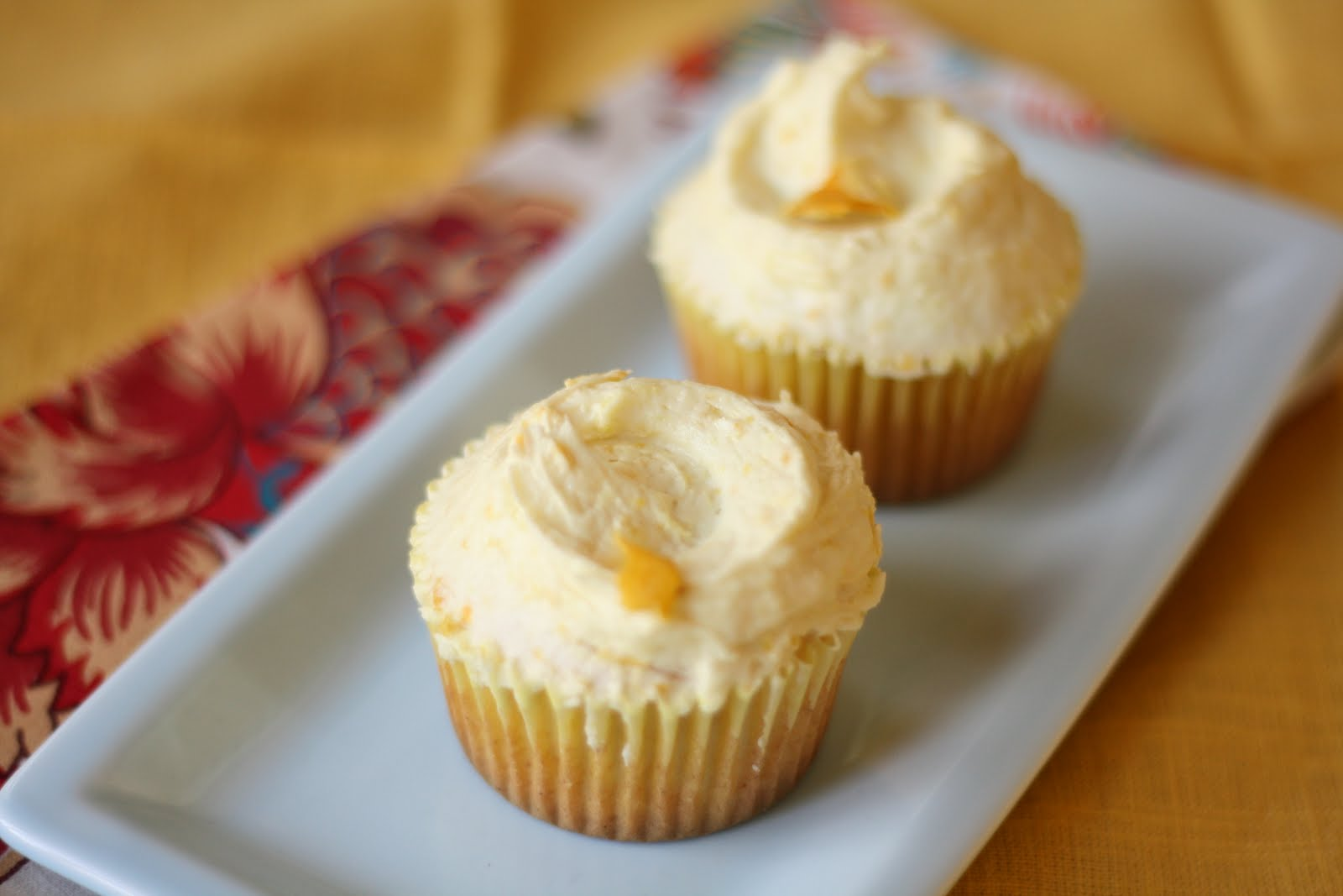 Hummingbird Bakery Lemon Cupcakes Recipe (Adapted for High ...
