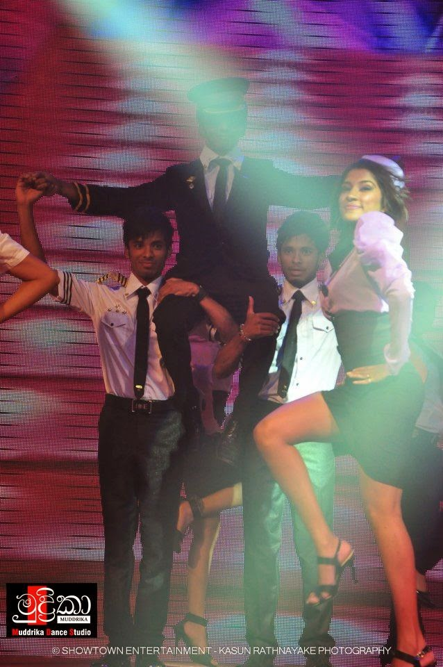 MDS Performance at HSBC Visa Signature Launch as a Airline crew