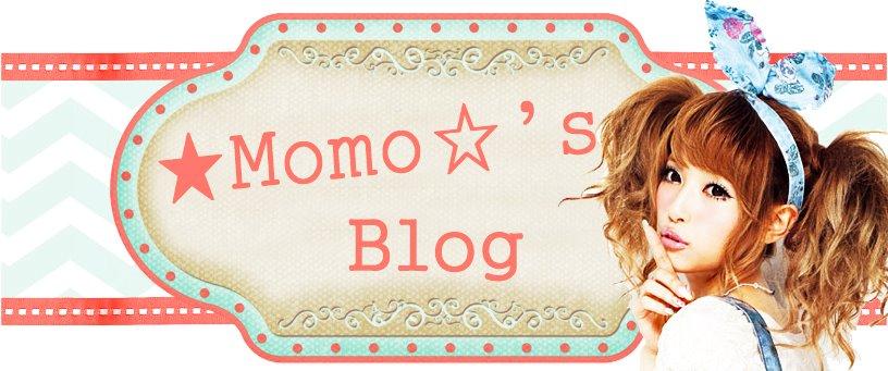 ★Momo☆'s Blog