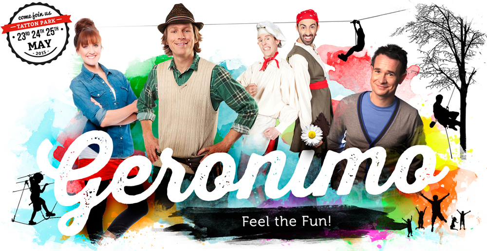 Win Tickets to the Geronimo Festival at Tatton Park in May