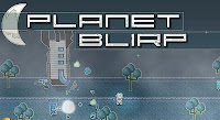 Planet Blirp walkthrough.