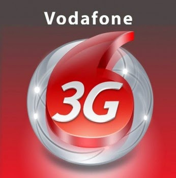vodafone free internet, free 3g, free gprs january 2015