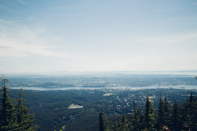 Vancouver, Canada Personal Style and Fashion Blogger, In My Dreams by Jenaly Enns hiking up to Lynn Peak
