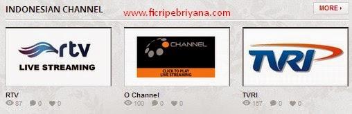 IndoStreaming, Streaming TV Online Terlengkap 2