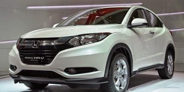 Harga dan Spesifikasi Mobil Honda HR-V Terbaru