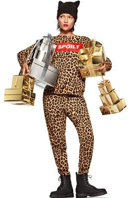 HyM campaña Navidad