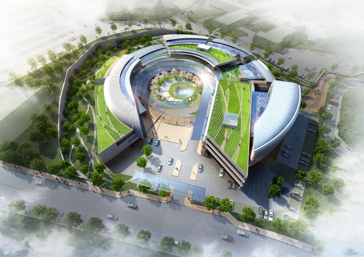 Futuristic Architecture Ideas