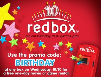 Welcome to the Home of the Redbox Codes!!