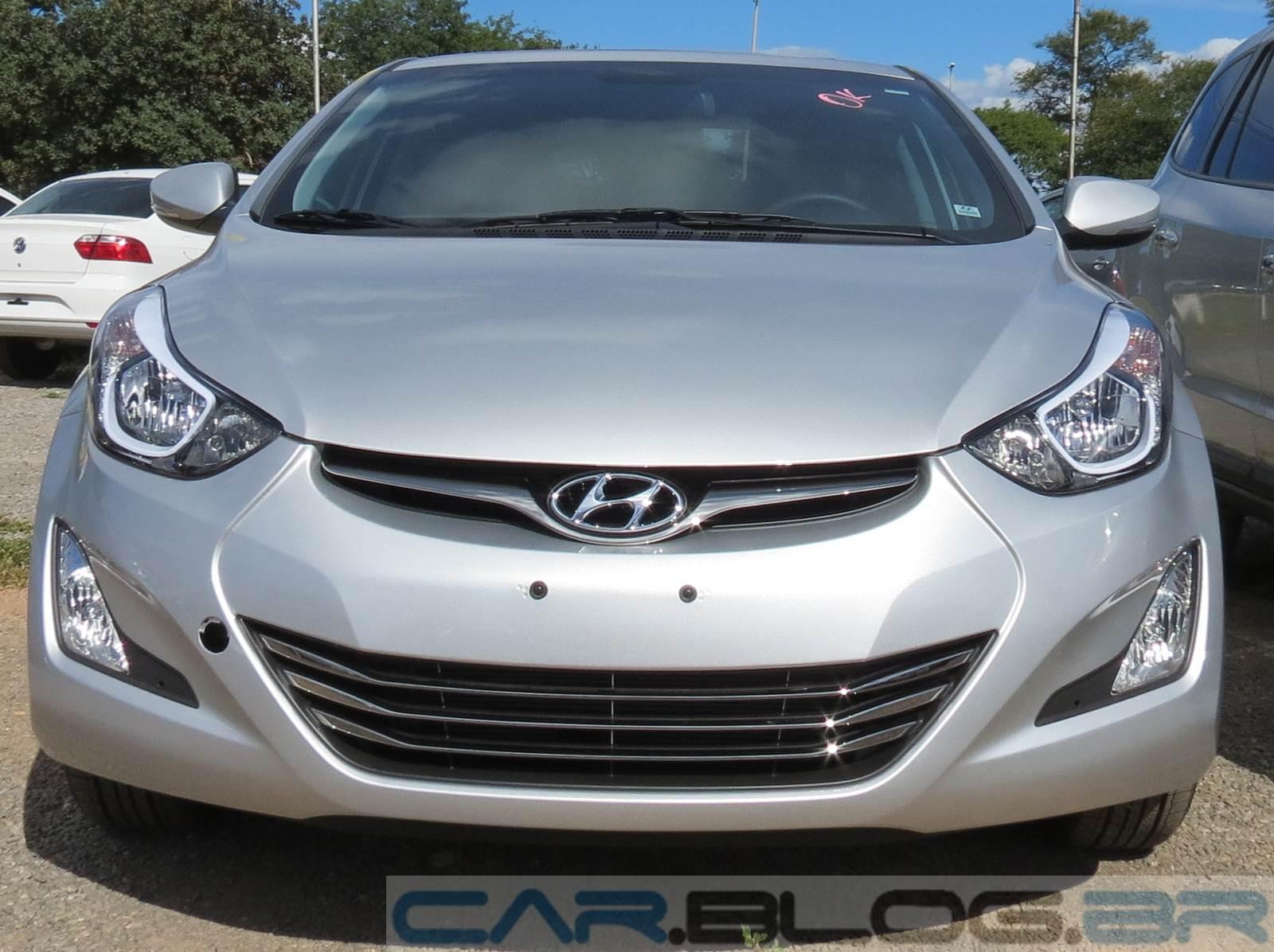 Novo Hyundai Elantra 2015