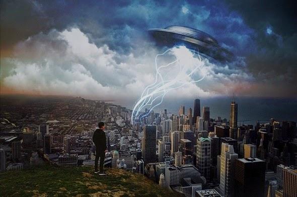 Mensagem Espirita - A Evacuação Planetária