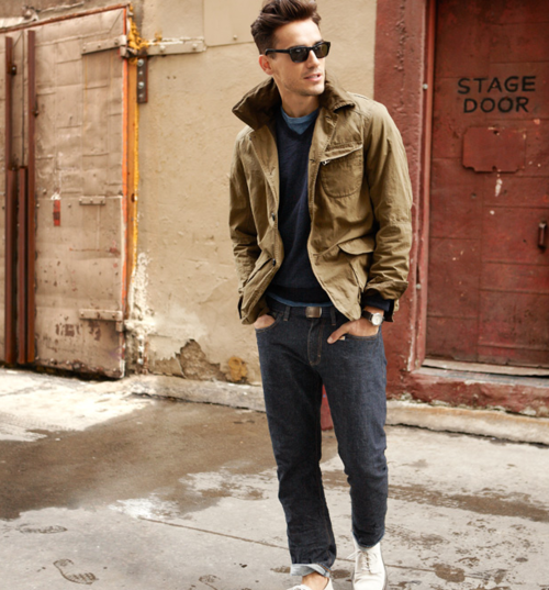 The fashion worshiper the men 39 s club looks for spring for J crew mens outfits