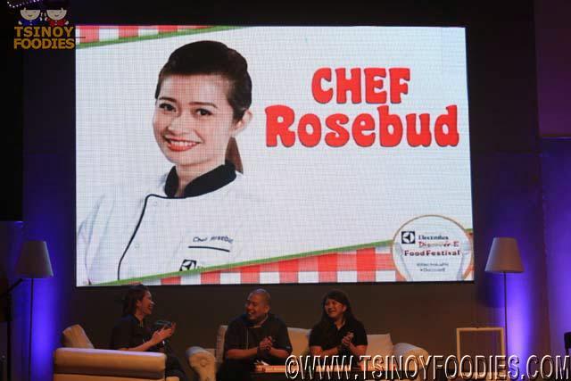 chef rosebud