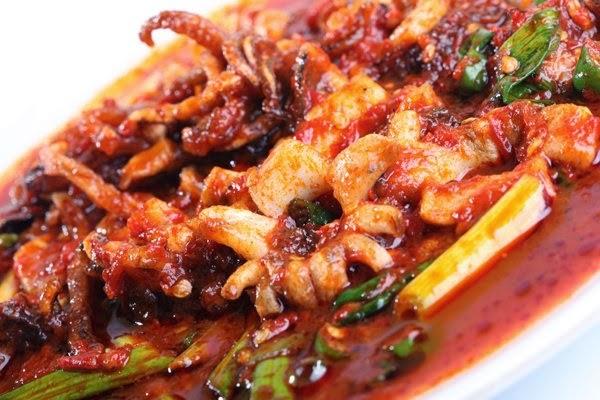 Cumi Panggang Teriyaki | Resep Dapur Umami