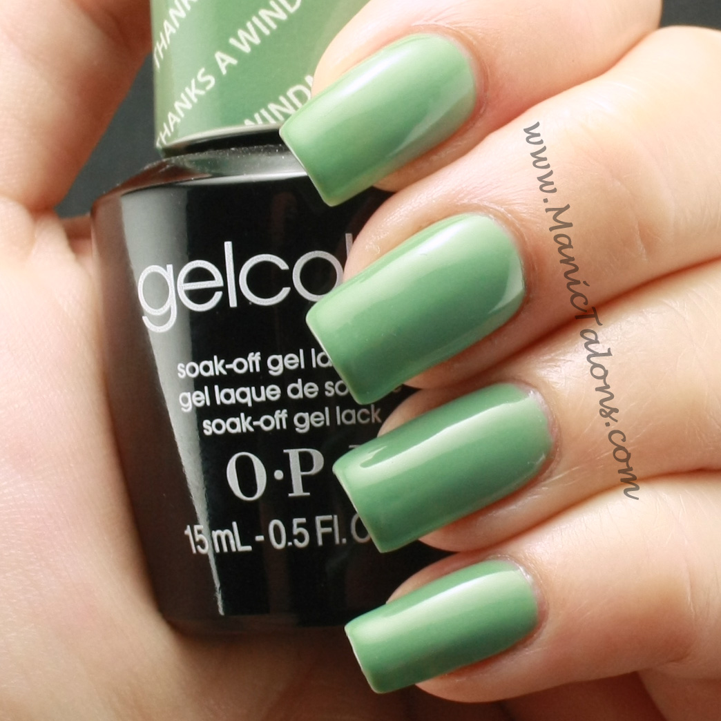Opi Gel Nail Polish Clear - Creative Touch