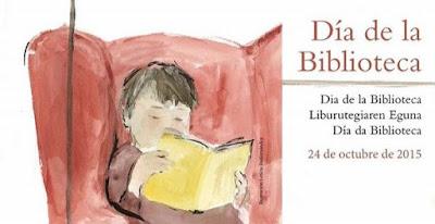 Día Internacional de las Bibliotecas.