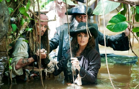POTC4: On Stranger Tides, Photograph
