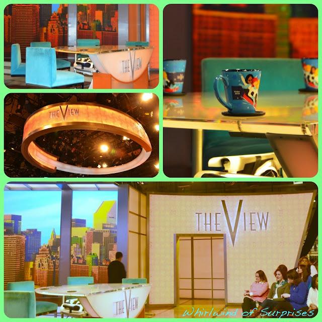 The View Studio, Set, #TedAllenG2K