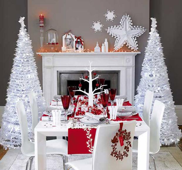 Chimeneas navide as ideas para decorar dise ar y - Chimeneas decoradas ...
