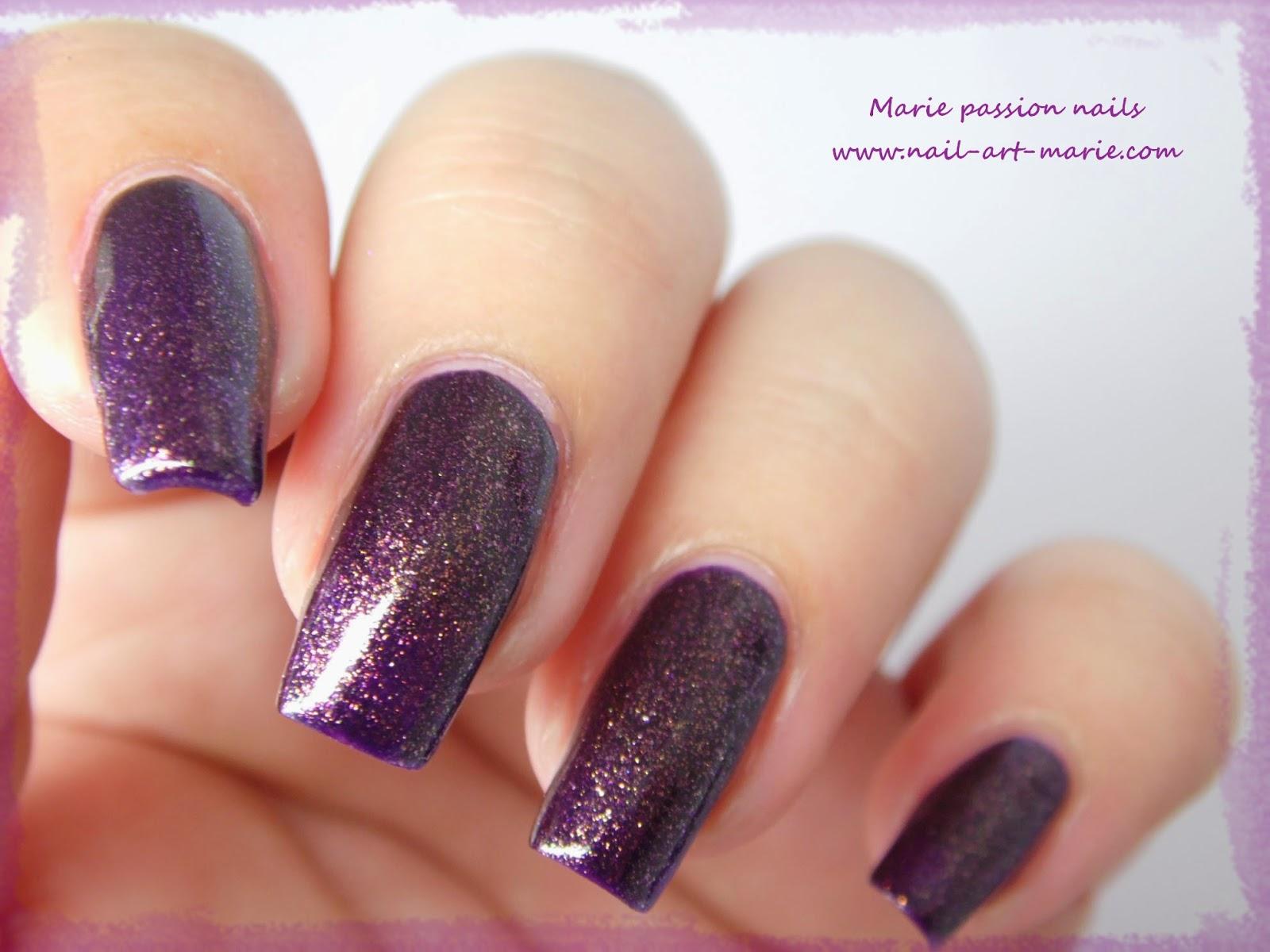 Beautedesign Violet Métallisé6