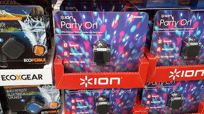 Ion Party On Compact Wireless Bluetooth Speaker is an instant party waiting to happen
