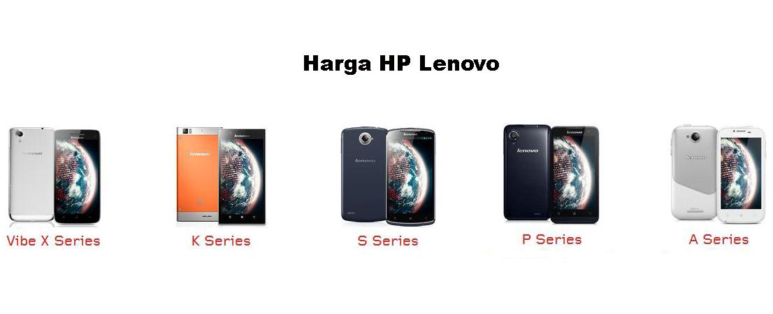 Daftar Harga HP Android Lenovo