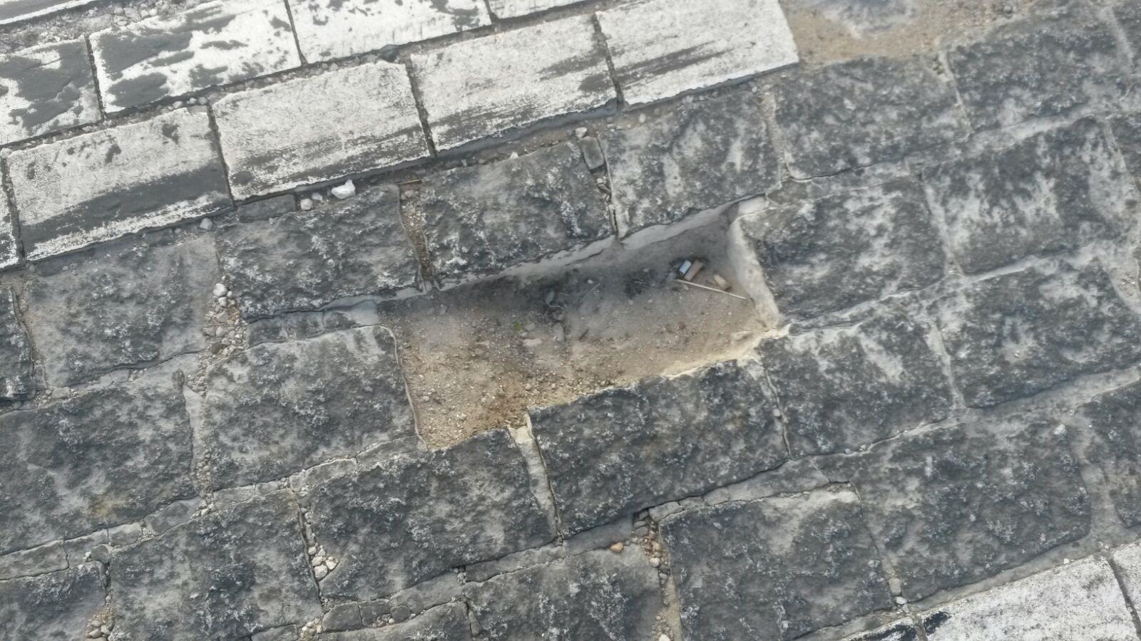 la gaceta de carmona fotodenuncia peligroso paso de