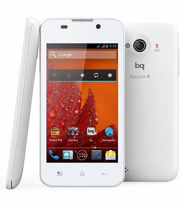 bq Aquaris 4 desde todos los perfiles - comprar moviles chinos baratos android