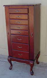 Jewelry Armoire (SOLD)