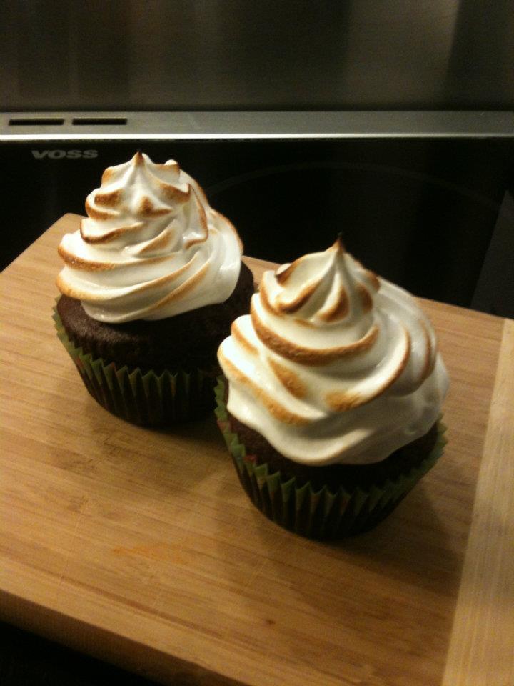 topping til muffins