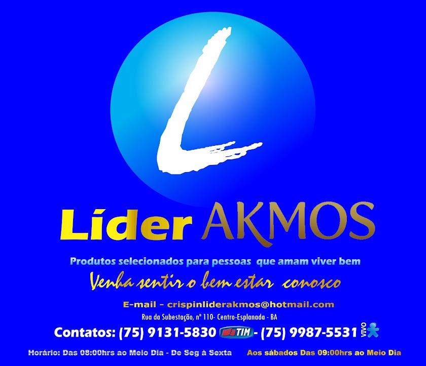 Líder Akmos