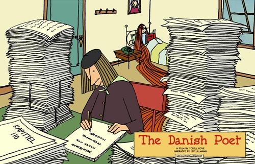 the danish poet