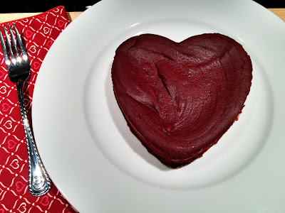 Love is in the air this Valentine's Day, with a delicious recipe for decadent chocolate cake! Make your Valentine sweetie this sweet treat! Recipe on basilmomma.com