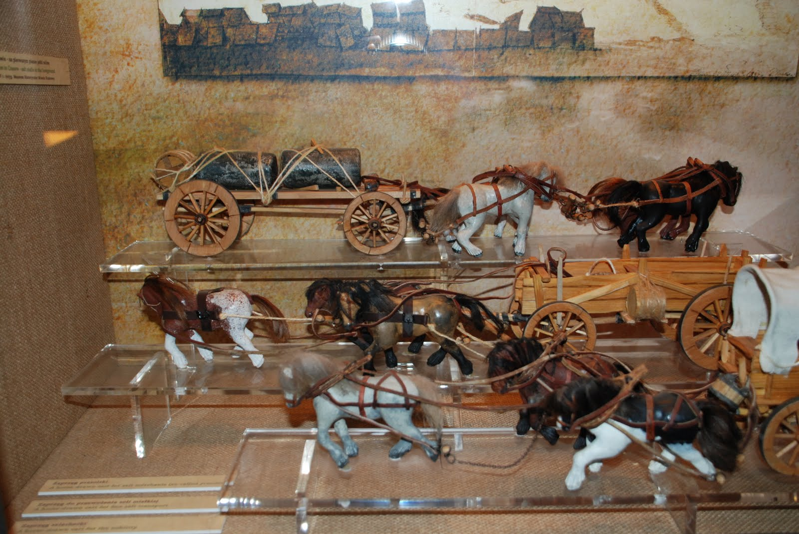 hester tatt av ulv