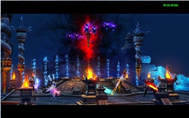 Cổ Kiếm Chủng – phó bản cho mọi người chơi Võ Hồn 2