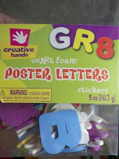 Chicka Chicka Boom Boom Craft Tutorial. Property of Cassie's Creative Crafts