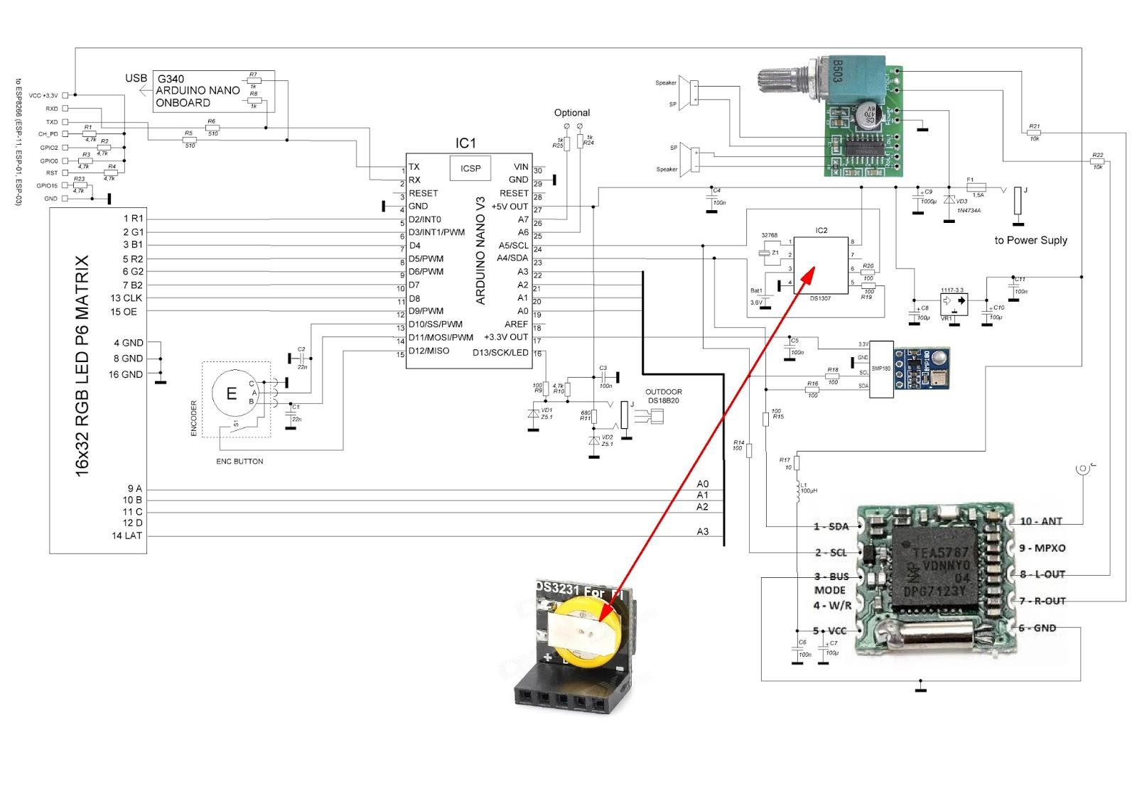 Utc6650 схема включения