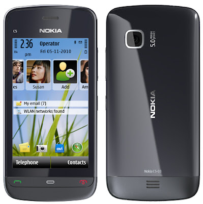 Price And Features Nokia C5 03