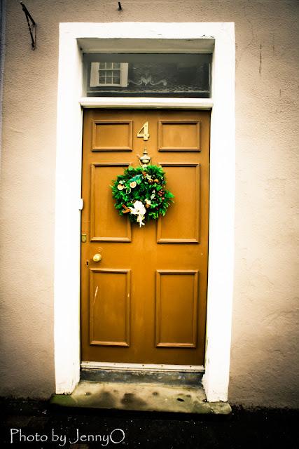 Hohenfels Volks: JennyO's Door