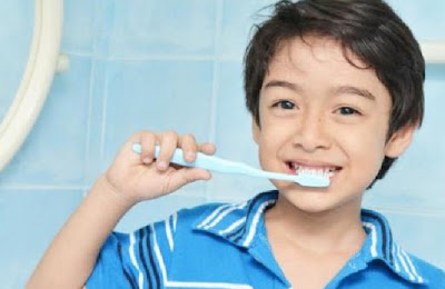 Inilah Bahayanya Jika Anak Sering Menelan Pasta Gigi