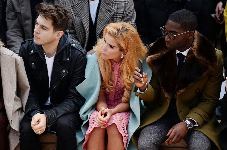 James Righton, Paloma Faith And Tinie Tempah