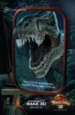 Công Viên Khủng Long - Jurassic Park 3d -