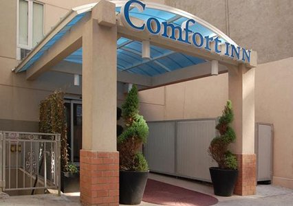 Confort Inn Times Square Hotel New York