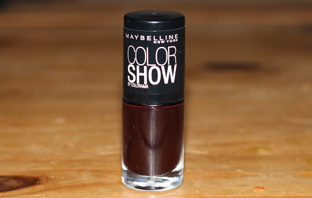 Maybelline Colorama Burgundy Kiss