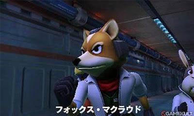 star fox 3d