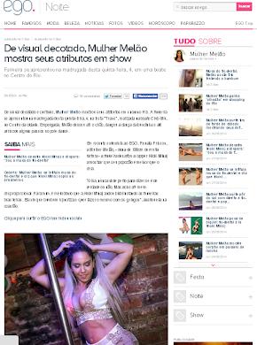 1 ano de Noite Trans...Sex com Mulher Melão