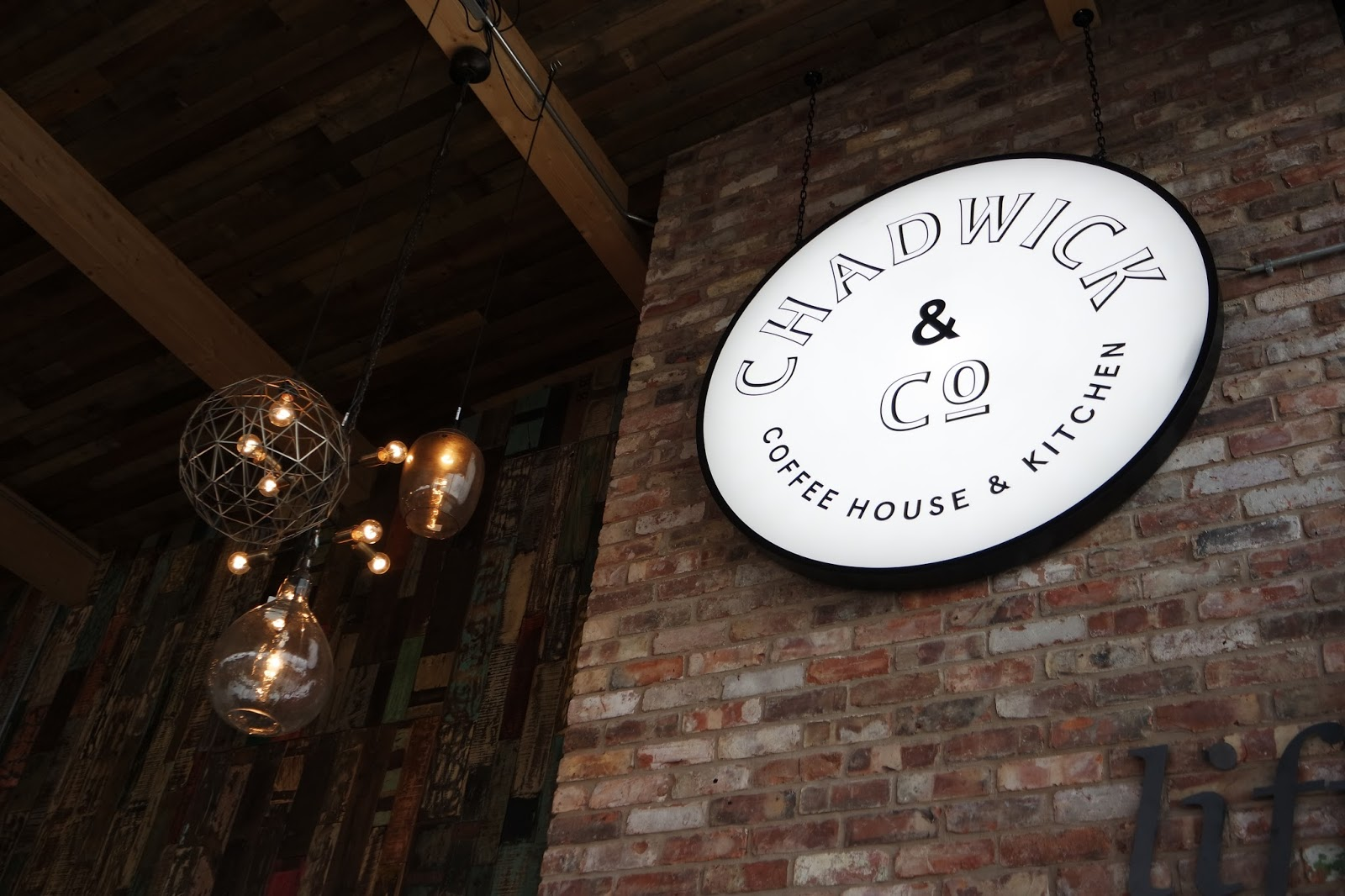 Chadwick & Co - Coffee House and Kitchen in Barker and Stonehouse, Teesside Park