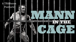 MANN IN THE CAGE